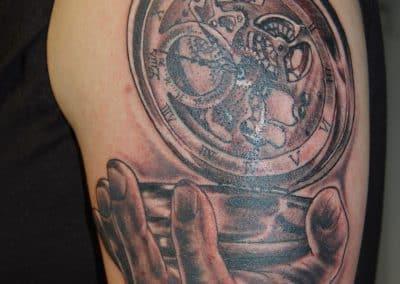 Hand Uhr